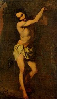 st sebastian by gioacchino assereto