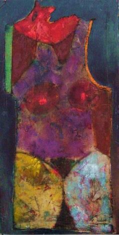 Zero Mostel Paintings