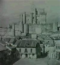 castillo de turegano by martinez ribes