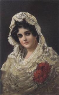 spanierin by luis del aguila