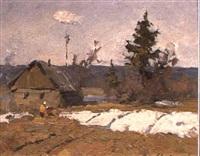 la derniere neige by eugene markov