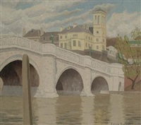 richmond bridge by eunice simeon