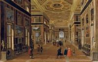 interno di galleria by michele ragoglia