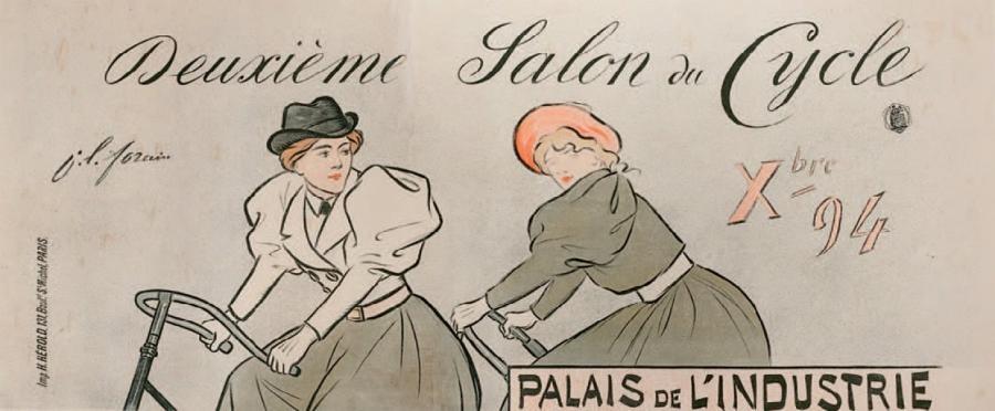 deuxième salon du cycle palais de lindustrie octobre by jean louis forain