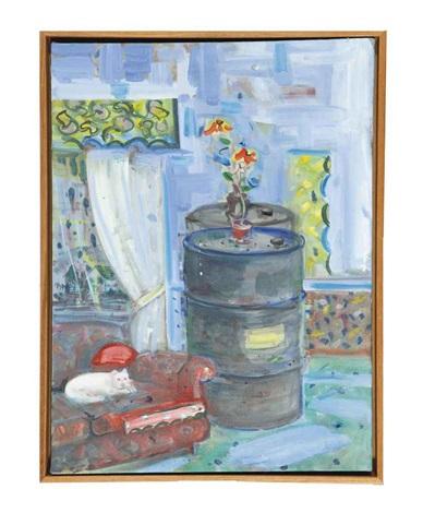 double barrel by william wegman