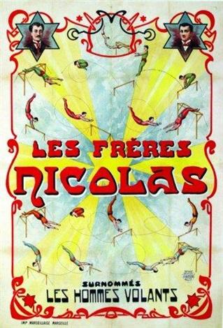 les frères nicolas by henri aurrens