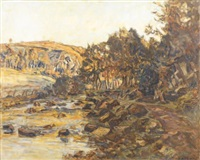 la rivière by germain david-nillet