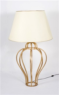 standing lamp, edition by jean royère