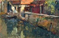 il canale by nicolo de corsi