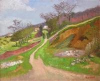 paysage de campagne by jacob markiel