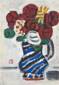 roses by ryuzaburo umehara