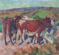 paisaje rural by luis tessandori