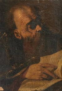 saint paul by italian school-roman (17)