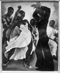 dancing group by william johnson l'engle jr.