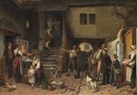 Der Heimkehrer, 1884