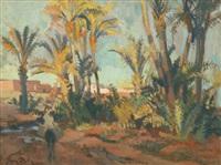 la palmeraie de marrakech by jean dulac