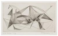 bird machine no.3 by dorothy dehner