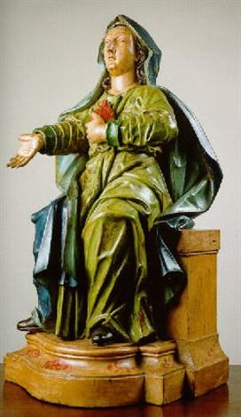 nossa senhora das dores by antonio francisco aleijandinho lisboa