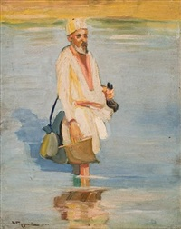 the merchant by vasilis germenis