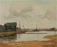 walberswick by adrian keith graham hill