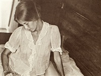 love is too young (from souvenirs de vacances) by david hamilton