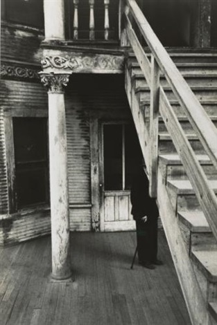 los angeles (rooming house) by robert frank