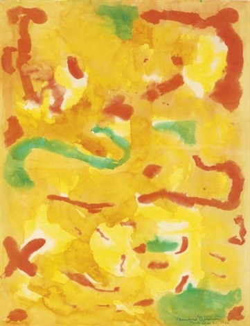 untitled bon noël by beauford delaney