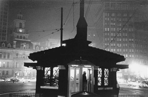 city hall detroit by robert frank