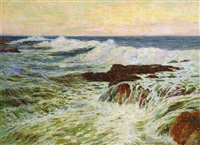 seascape by thomas (tom) humphrey