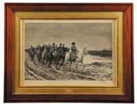 la campagne de france by jules-leon-edouard jacquet