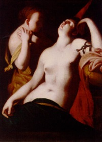 the death of cleopatra by lubin baugin