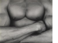 chest by robert mapplethorpe