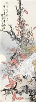 花鸟 by luo dangu