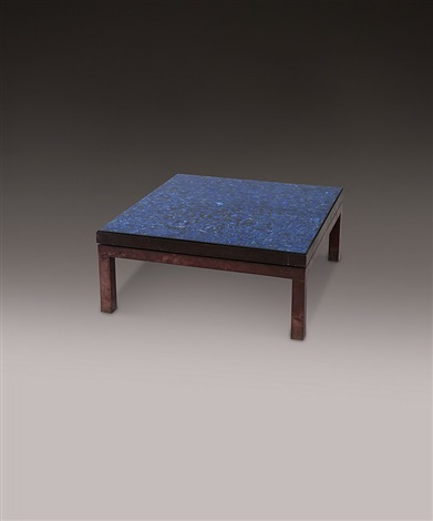 Table basse by ado chale on artnet - Tables basses carrees ...