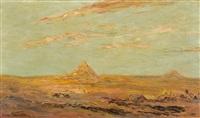 pyramides en égypte by eugène fromentin