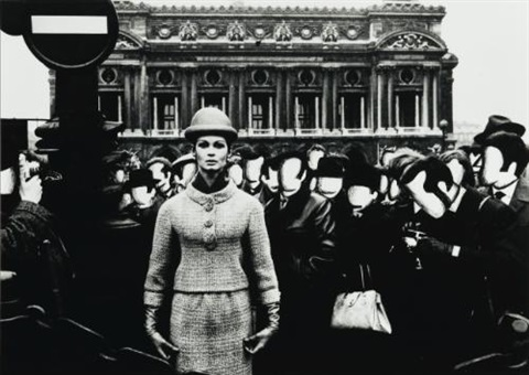 vogue paris et vogue paris 1964 2 works by william klein