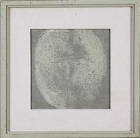 impronta di volto in grigio by antonio bueno