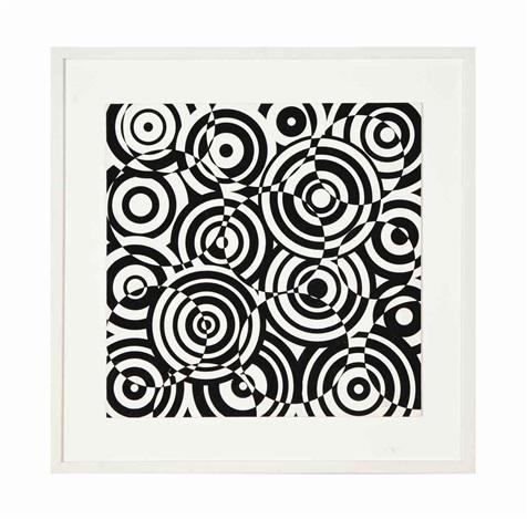interférences en noir et blanc by antonio asis