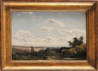 vallée de la seine by francois antoine leon fleury