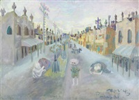 carlton street by john de burgh perceval