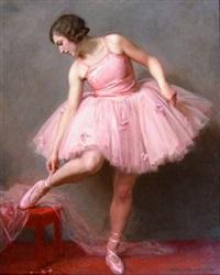 la danseuse by auguste leroux