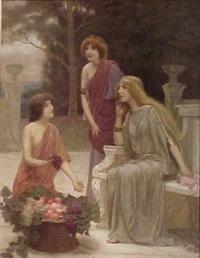 the fruit seller by abbey altson