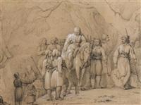 kolokotronis recruiting at corfu by g. de angelis