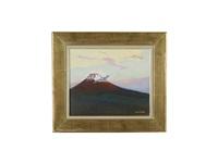 mountain by hitoshi yamaba