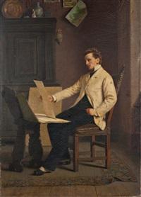nello studio by francesco valaperta