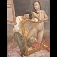 il sogno del pittore by p. arrigoni