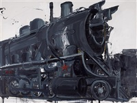 locomotive victory by cui guotai