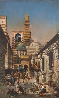 old cairo by robert alott