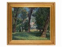 poplar forest by carl friedrich felber