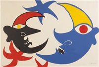 two moons by alexander calder
